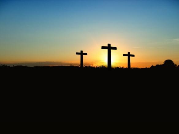 De HEER der heerlijkheid (Ezechiël 1) gekruisigd (1 Korintiërs 2:8)! God 'doorkruist' onze (positivistische) gedachten. Ezechiël werpt licht op de hedendaagse discussie over de betekenis van Jezus' kruisdood.