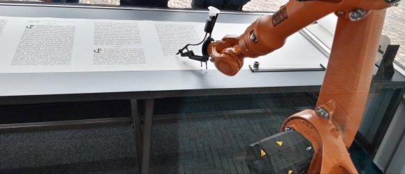 Robot SV