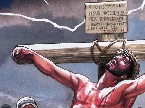 jezus aan kruis freebibleimages