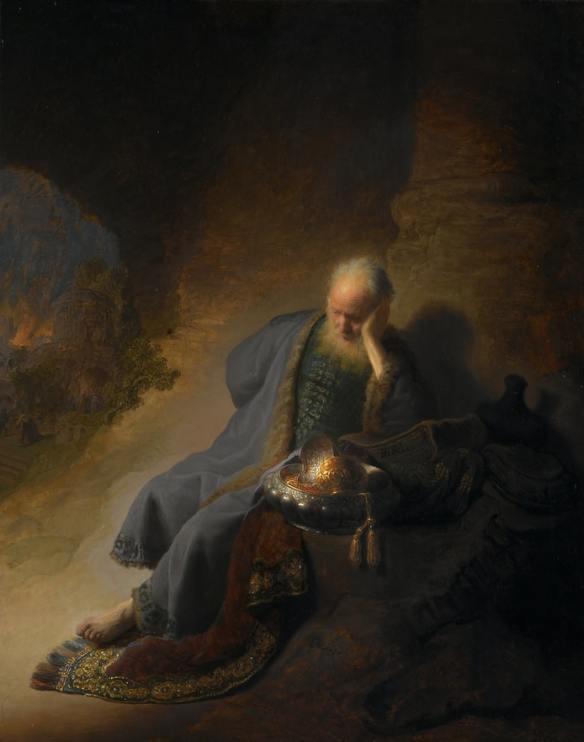 Jeremia (Rembrandt 1630 Rijksmuseum) Unsplash